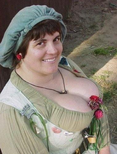Village women tits