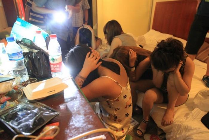 проституткам отношение китайцев к