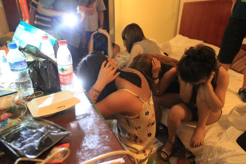 Places to find escorts in guangzhou after the prostitution crackdown on dongguan