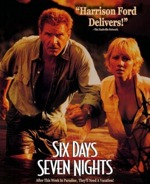 six days seven nights - good movie for friday night