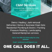 HANDY MANDY HANDYMAN SERVICES CLT (CHARLOTTE AN SURROUNDING)
