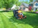 Lamar's lawn mowing