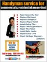 HANDYMAN Services for Commercial & Residential property's (Charlotte)