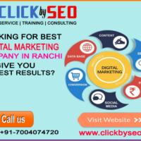 Best Digital Marketing Training Program in Ranchi with ClickBYSEO Team