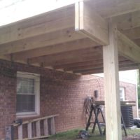Deck carpenter (Atlanta area)
