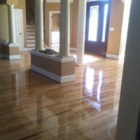 Refinished Hardwood Floors/We Do It All/Scotts Sanding Service