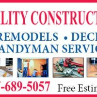 ELECTRICIAN-REMODELING-PAINTING-PLUMBER-ROOFING-HANDYMAN PLUMBING-HVAC (handy man quote charlotte)