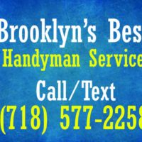 Handyman Fully Licensed & Insured Best Service (brooklyn)