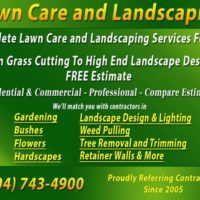 ✅LAWN CARE SERVICE - TREE TRIMMING - CUTTING - REMOVAL- MOWING - LANDSCAPER✅