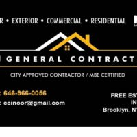 GENERAL CONTRACTOR - ROOFING, SIDING, FENCE, CEMENT WORK AND MORE.