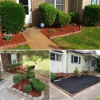 PINE NEEDLE AND MULCH SPREADING/HEDGE TRIMMING/LEAF CLEANUPS (Charlotte/Harrisburg/Mint Hill/Matthews/Midland)