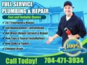 📲 24/7 PLUMBER IN CHARLOTTE - SAME DAY PLUMBING SERVICES 📲 (FREE ESTIMATE ☎️