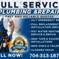 24/7 Same Day Plumber--Plumbing Repair & Installations--Drain Cleaning (charlotte Reliable Plumbing Service)