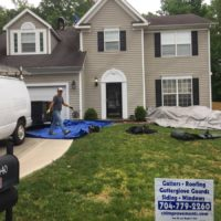 Windows - Roofing - Gutters - Gutterglove Guards (415 E Woodlawn Rd Charlotte NC)