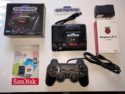 Raspberry Pi 3 mini Sega Genesis 16GB with Controller. Plays thousands of games
