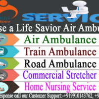 Secure Transportation service in Ranchi with specialized medical team